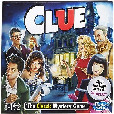 Clue Game: Hasbro: Toys & Games