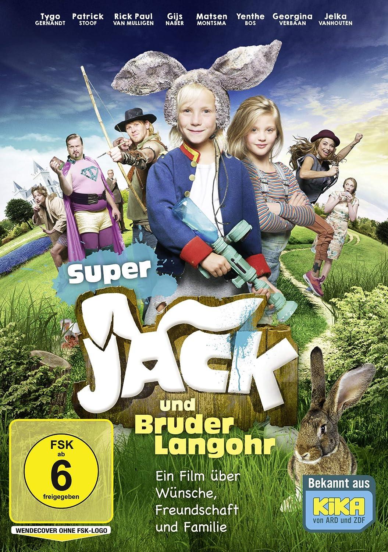 san francisco ac620 9fb6b Super Jack und Bruder Langohr: Amazon.de: Matsen Montsma ...