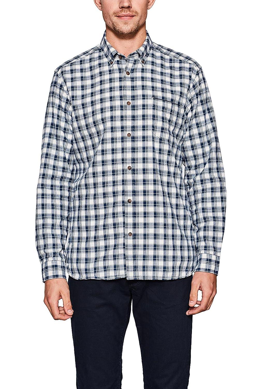 TALLA 41 (Talla del fabricante: X-Large). Esprit Camisa para Hombre