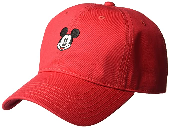 efbb5f86391 Image Unavailable. Image not available for. Color  Disney Mickey Mouse  Baseball Cap