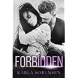Forbidden : A Single Dad Sports Romance (Ward Sisters Book 4)