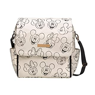 Petunia Pickle Bottom Sketchbook Mickey & Minnie Boxy