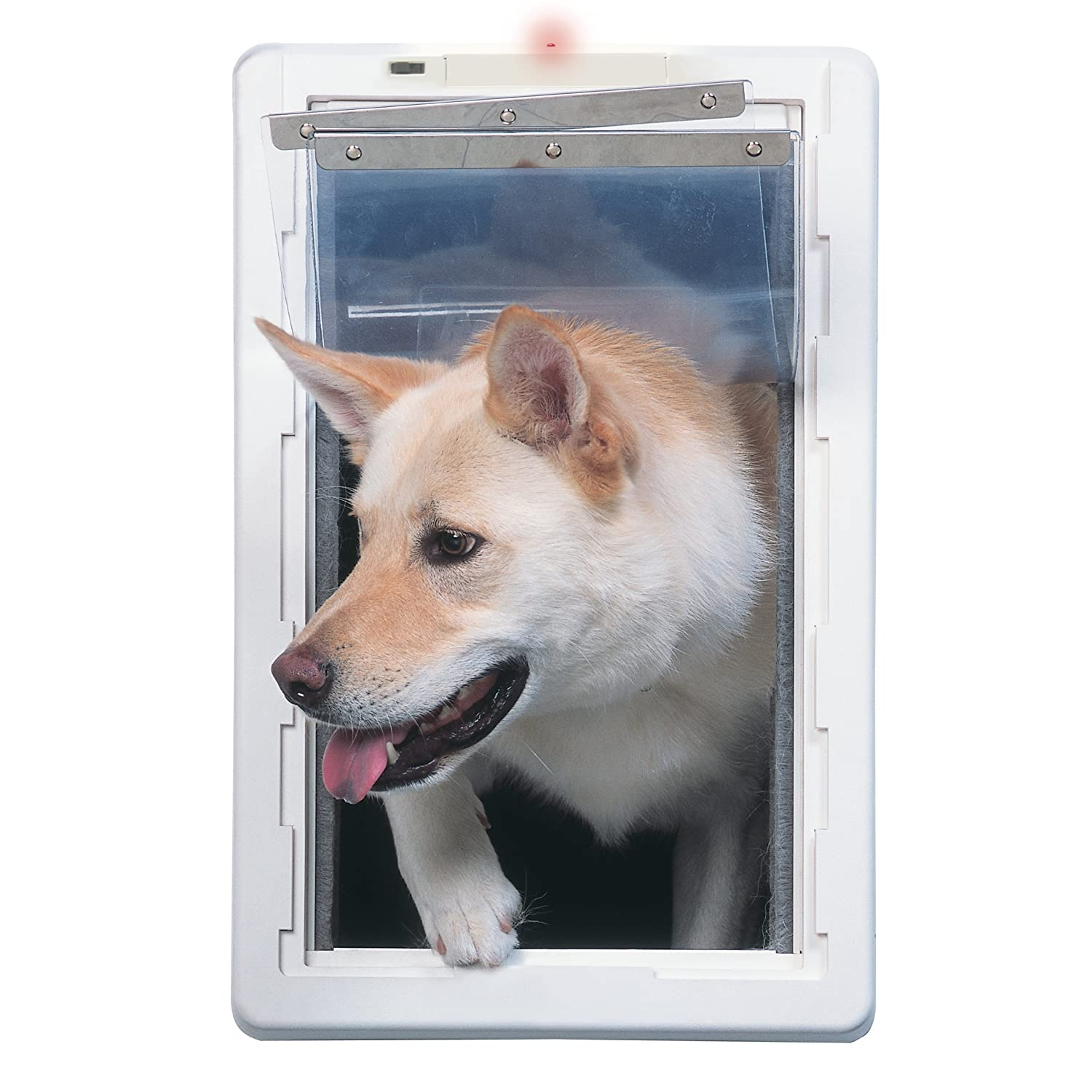 Amazon Ideal Pet Products Ruff Weather Medium Dog Door With