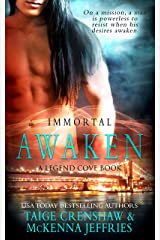Awaken (Immortal Book 1) Kindle Edition