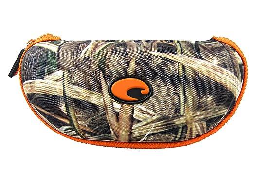 f28fba2325a2 Costa Del Mar Zippered Hard Case (Medium, Mossy Oak Orange) at ...