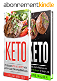 Keto: 130 Delicious Keto Diet Recipes with an Easy Guide for Rapid Weight Loss (English Edition)