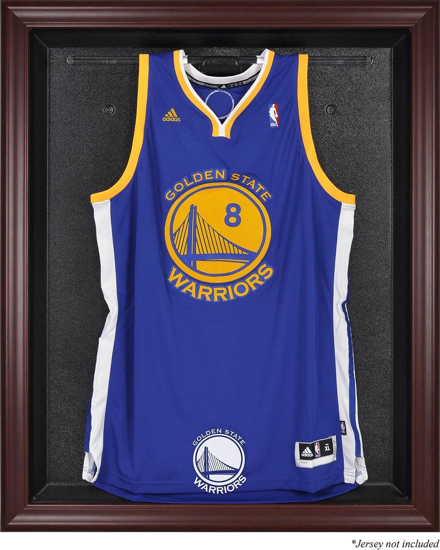 Golden State Warriorsマホガニーフレーム入りチームロゴジャージーDisplayケース – Fanatics本物認定 – バスケットボールジャージーロゴDisplay Cases   B00I7F3K6G