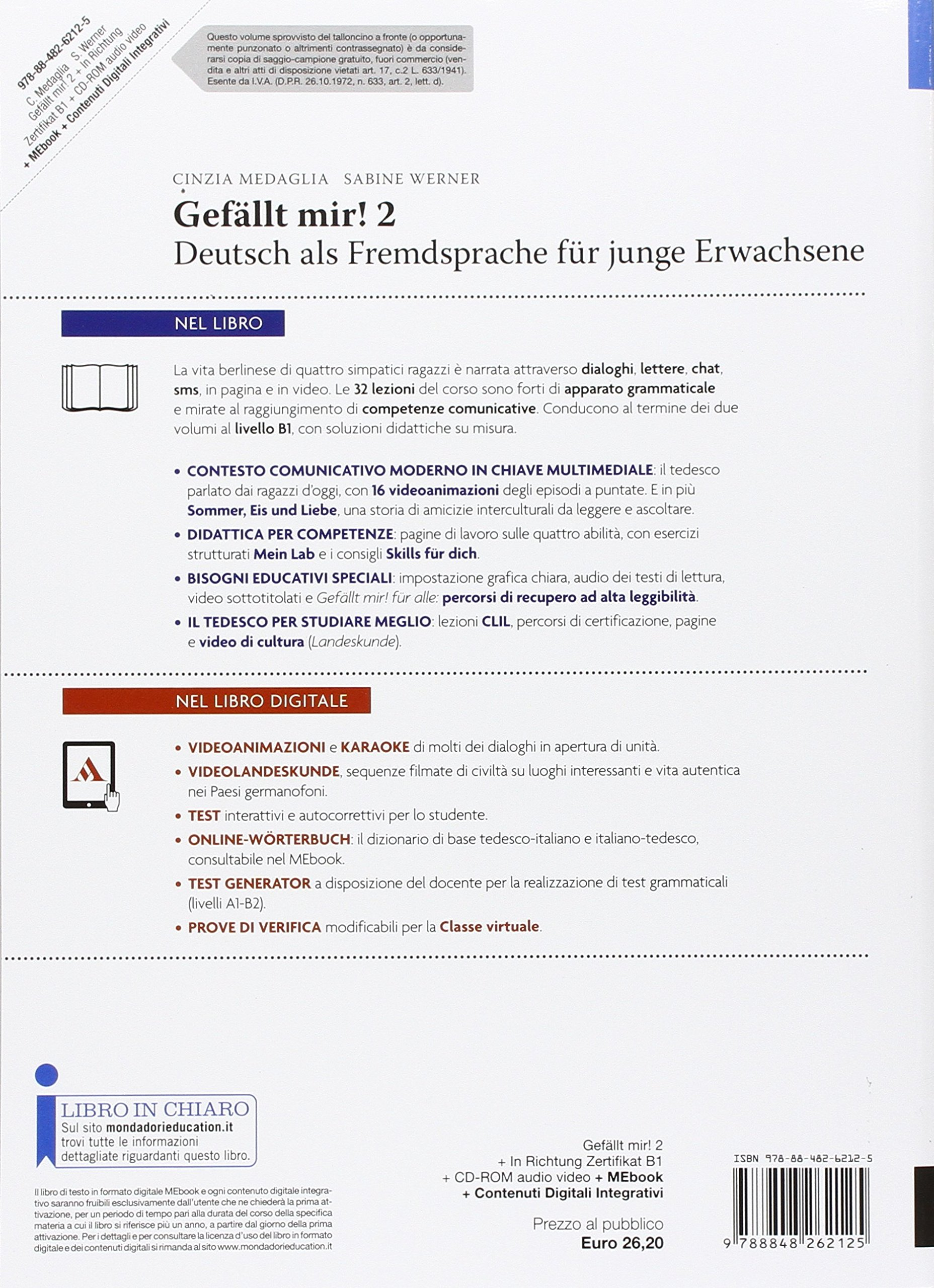 Richtung Zertifikat B1 Con Audio Languageservices