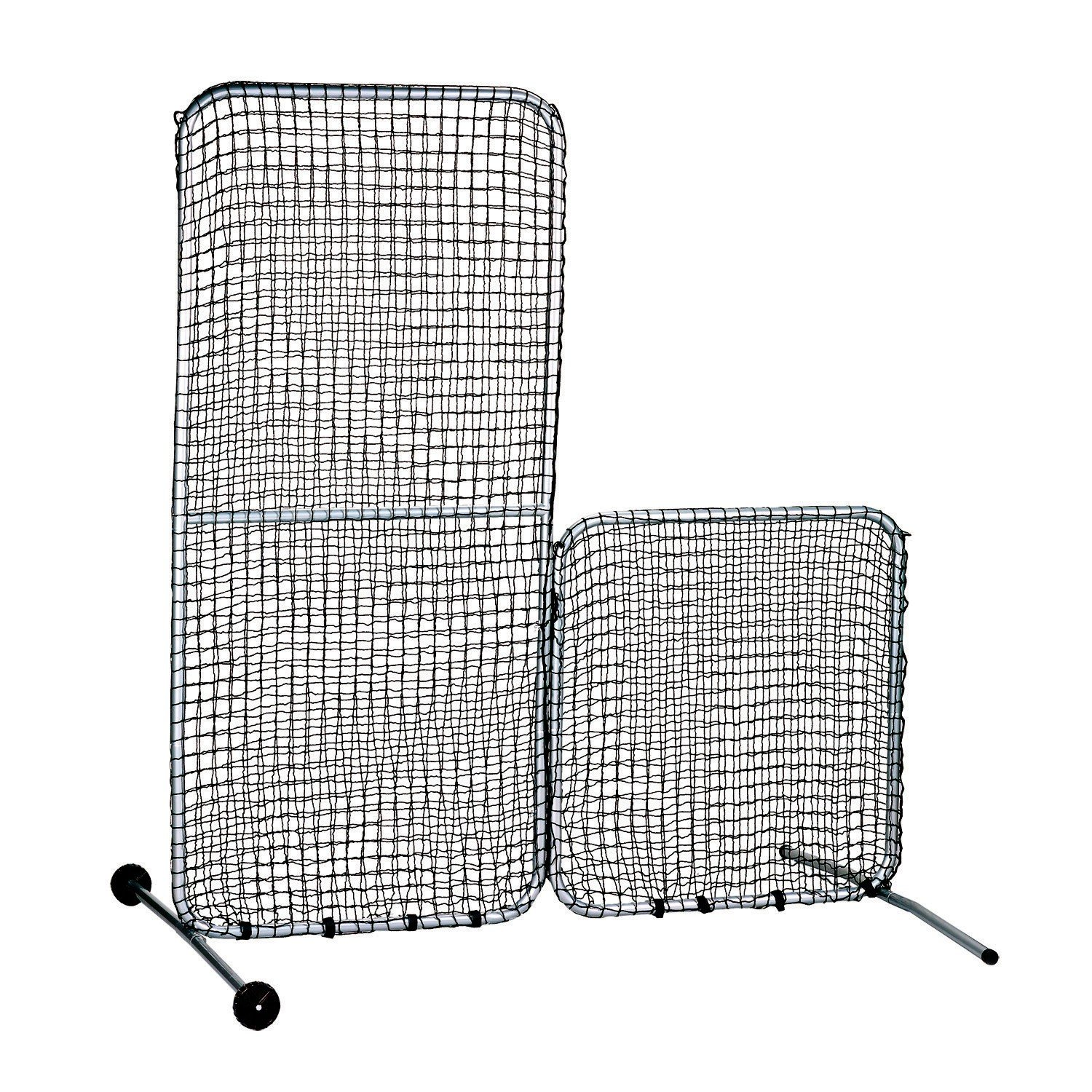 Franklin Sports MLB L-Frame Protective Screen, 78 Inch X 72 Inch by Franklin Sports