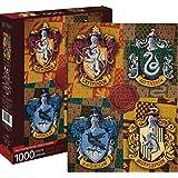 Aquarius Harry Potter Crests Jigsaw Puzzle (1000 Piece)