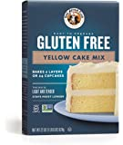 King Arthur Flour Gluten Free Yellow Cake Mix, 22 Ounce