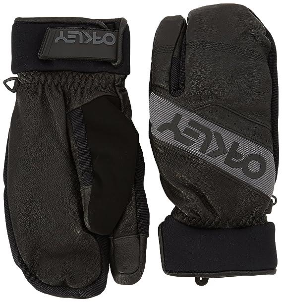 0969b9e290514 Oakley Factory Pair of Men s Winter Trigger Jet Gloves  Oakley   Amazon.co.uk  Sports   Outdoors