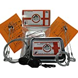 Vigilant Trails Pocket Survival Snare Traps Stage 2. Includes Patent Pending Snare Triggers That Increase Your Odds at Harves