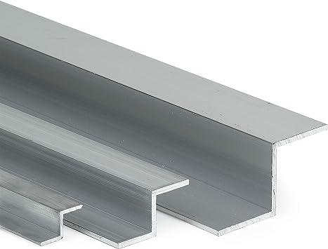 auf Zuschnitt Aluminium Rechteckrohr AW-6060-100x20x2mm L: 500mm 50cm