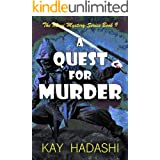 A Quest for Murder: A Mystery That Spans Generations (The Maui Mystery Series Book 9)