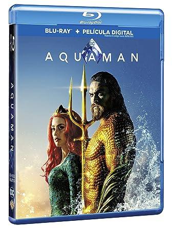 Aquaman DC Blu-ray Region B Brand New AMAZING Quality New