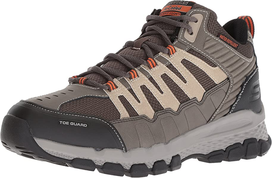 f8b155cbdae9 Skechers Men s Outland 2.0 Girvin Hiking Boot