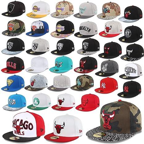 New Era Cap 59FIFTY CAPPELLO SU MISURA NEW YORK YANKEES Chicago Bulls  Hornets SUPERMAN RETI NBA 43860bed10b3