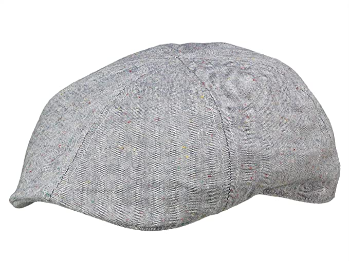 041f7c53b79 Göttmann Men s Flat Cap Brentford - Blue  Amazon.co.uk  Clothing