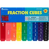 Learning Resources Cubes Fraction Tower