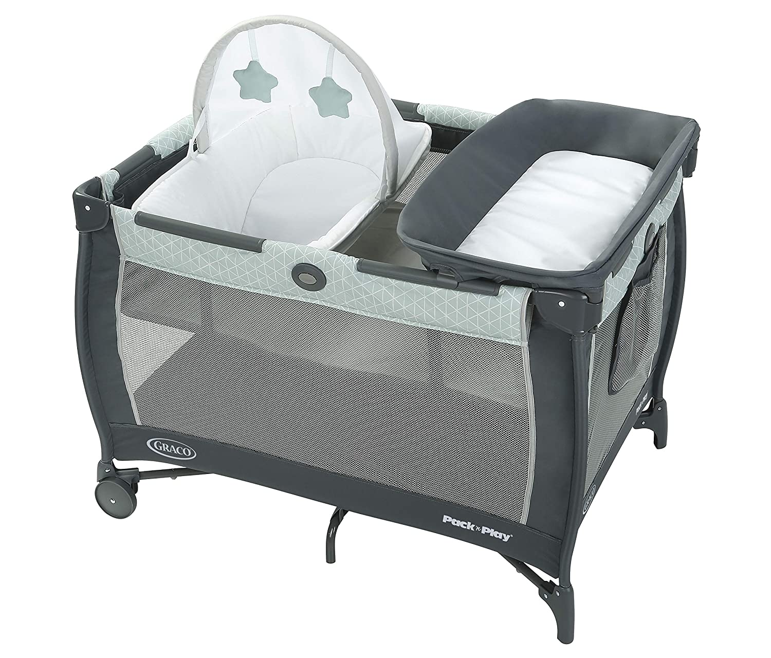Graco Pack n Play Care Suite Playard, Winfield