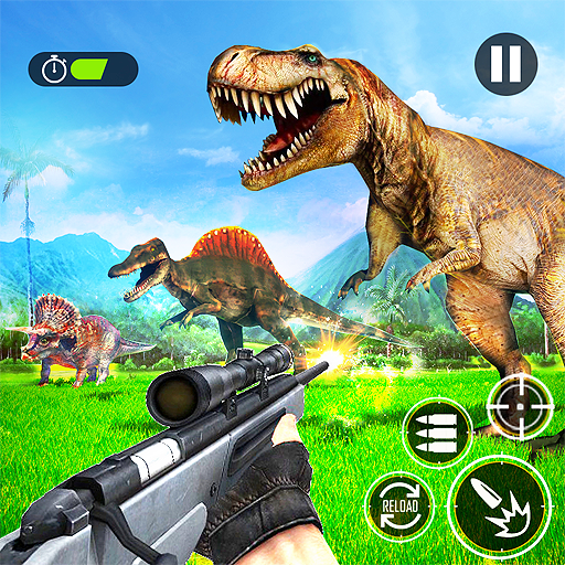 Dinosaurs Hunting & Shooting Game 2019 (Best Shooting Games For Android 2019)