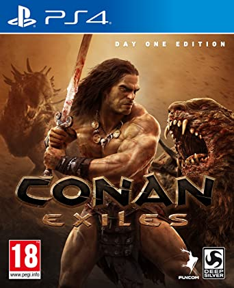 Conan Exiles: Day One Edition (PS4): Amazon co uk: PC