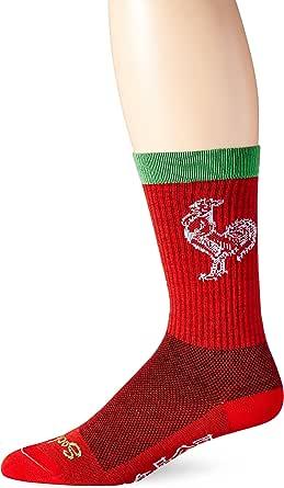 SockGuy Men's Dinosaur Wool Socks