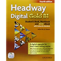Headway digital gold B1. Student's book-Workbook. Per le Scuole superiori. Con e-book. Con espansione online