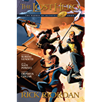 Heroes of Olympus, Book One:  The Lost Hero: The Graphic Novel (The Heroes of Olympus: The Graphic Novel 1)