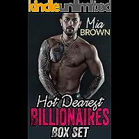 Hot Dearest Billionaire Romance Series Box Set