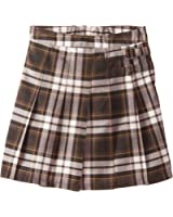 French Toast Girls' Plaid Pleated Scooter