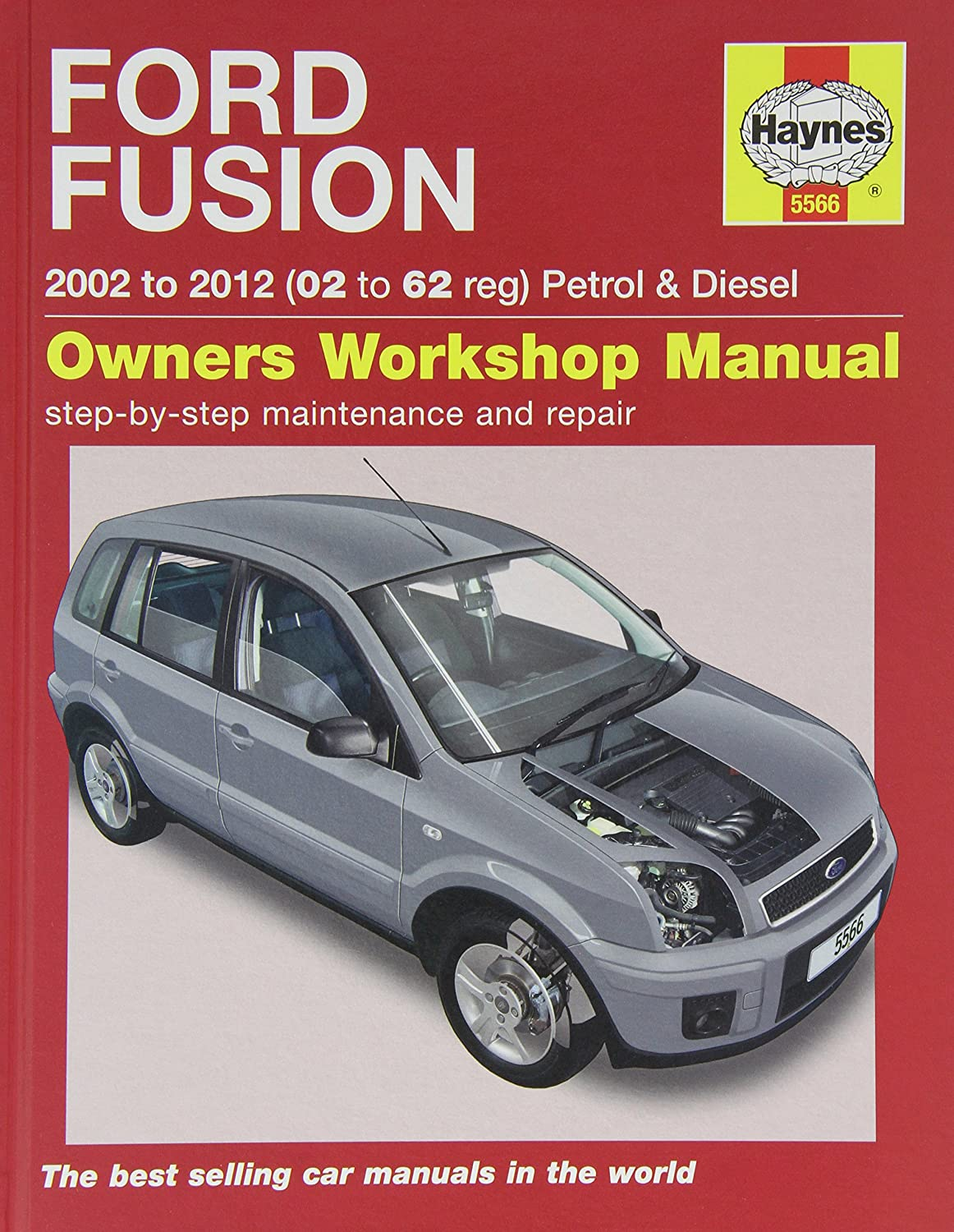 Haynes 5566 Service and Repair Workshop Manual: Amazon.co.uk: Car &  Motorbike
