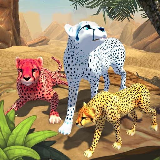 Cheetah Family Sim -