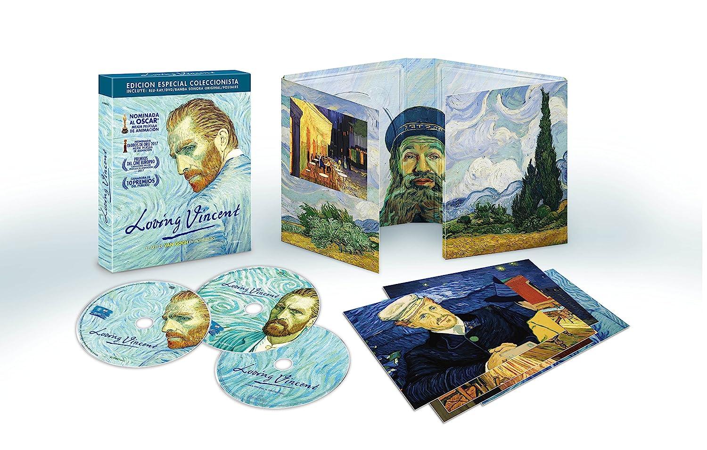 La Passion Van Gogh (Loving Vincent) [Digipack] 91LobTW1vuL._SL1500_