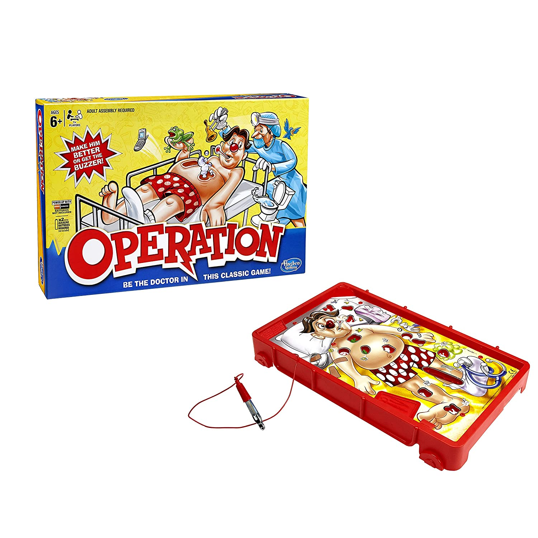 Operation Game Hasbro B2176092
