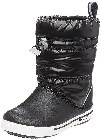 04ecb2885 Crocs Unisex Kids  Crocband Iridescent Gust Boot  Amazon.co.uk ...