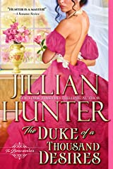 The Duke of a Thousand Desires (The Boscastle Series Book 15) Kindle Edition