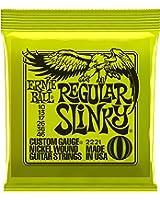 Ernie Ball 2221 Regular Slinky 10-46 String Set