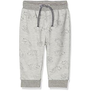 Tom Tailor Sweat Pant with Print, Pantalon de Sport Bébé Garçon