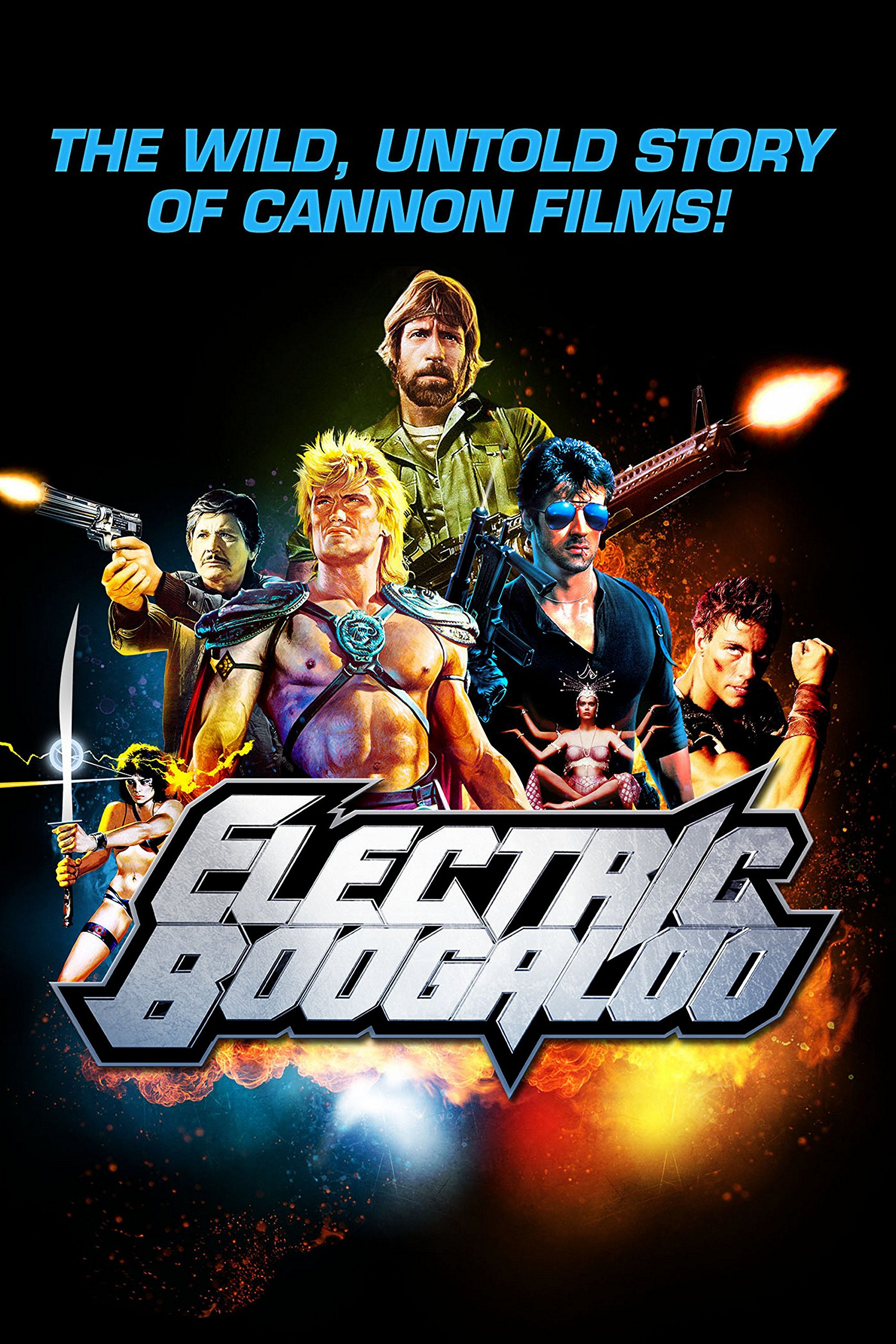 Watch Electric Boogaloo: The Wild, Untold Story of Cannon Films ...