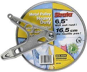 "Strata 6.5"" Metal Heavy Duty Pulley"