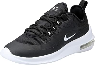 Nike Air Max Axis W Trainers Women Black/White - 7.0 - Low Top Trainers  Shoes