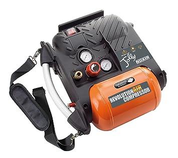 RevolutionAIR 8215250 Compresor de Aire 1100 W, 230 V, Jolly: Amazon.es: Bricolaje y herramientas
