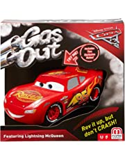 Mattel Games Gas Out Disney/Pixar Cars Game