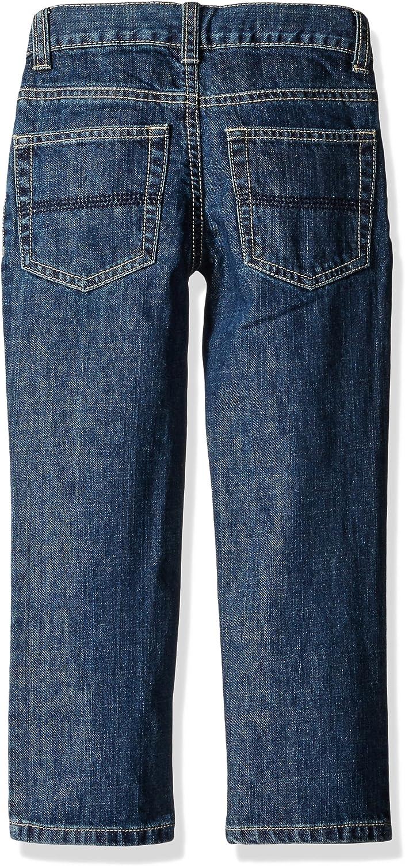 Gymboree Boys Big Straight Jeans