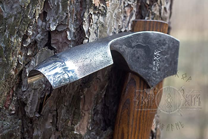 Amazon com: Hand forged Adze, forged tools, forged adze
