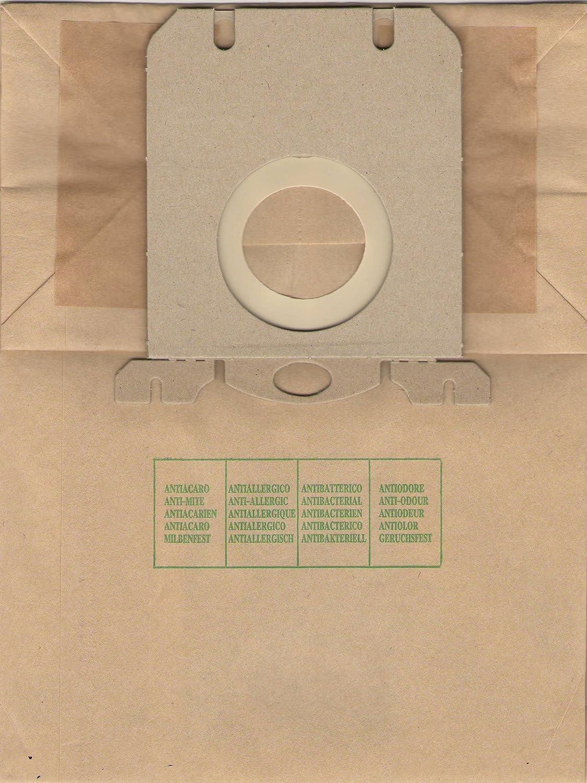 Elettrocasa PS 4 Aspiradora de tambor Bolsa para el polvo ...