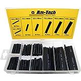 Am-Tech - Surtido de rejillas de alambre (termorretráctil, 127 unidades)
