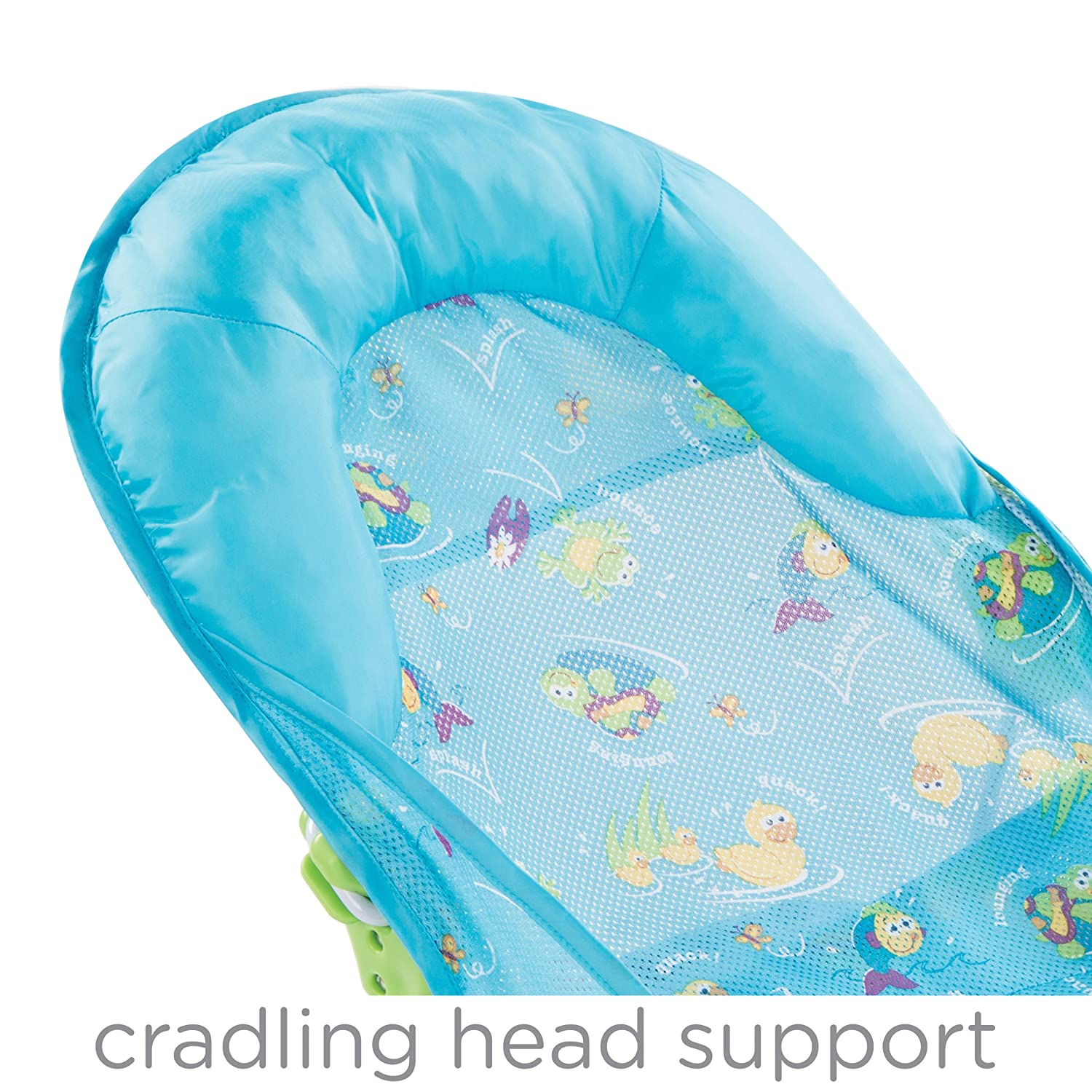 Amazon.com : Summer Infant Deluxe Baby Bather, Blue : Baby Bathing ...